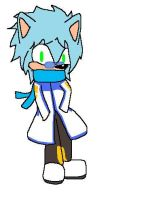 Thomas Lockwood Cosplaying as Kaito X3 by ScourgeXNazo2