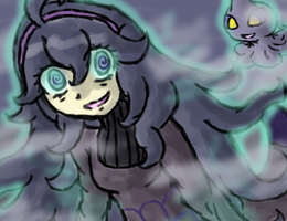 Hex Maniac! by DemonBunny-Chan
