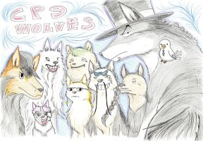 CP9 Wolves by jawazcript