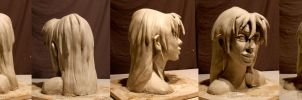 Kida bust turnaround by PickedPockets