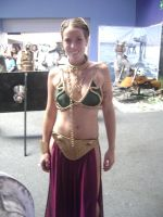 slave leia costum by lavsivrack