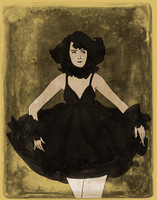 Theater Girl by Oranjes