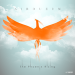 The Phoenix Rising front cover by AirDuern