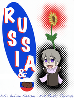 Chibi Russia Diaries: Cover by SqueekyClean-801