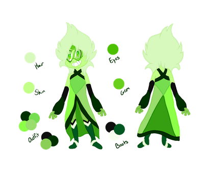 .:Gacha:. Peridot by Anklesupport