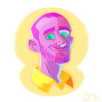 Profile Icon - September 2014 by GCrosbie