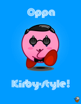 Oppa Kirby-style! by Ant-artistik