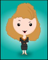 The Nanny: Val Toriello by theduderocks