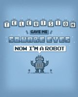 Telelvision by randyotter