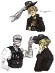 +FNV+ New scars by Tench