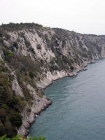 View from Duino - 1 by brunilde-stock