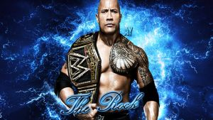 The Rock Wallpaper by AY by AyBenoit12