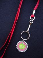 Big Mac Macintosh My Little Pony Lanyard by Monostache