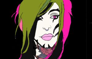 Dahvie Vanity by AnimeRulz01
