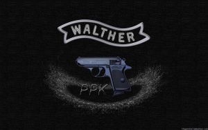 Walther PPK - wide by thypentacle