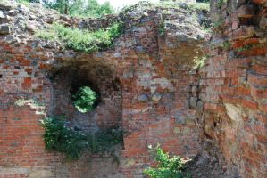 place 24 - ruins, summer. by oro-elui-stock