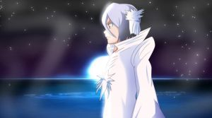 Bleach Rukia bankai Request by LordTerrantos by Mr123GOKU123