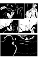 Manga Studio Page Practice 5 by angieness