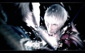 Devil May Cry: Confrontation by his1nightmare