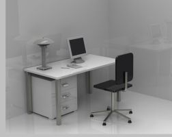 Clean Office by Asijan