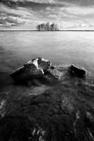 The Island : Infrared by 1uno