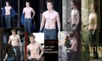 4 Twilight fans,Ed- shirtless by lildevilme