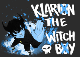 Klarion the Witchboy by neesu