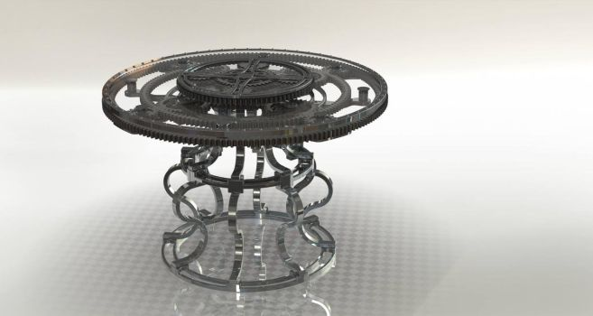 Kinetic Table by HypnoprisM