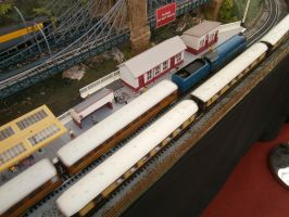 Model trains 5 by scifiguy9000