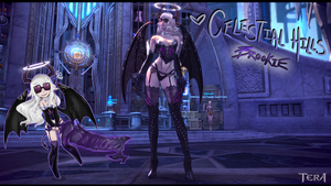 Tera - Brookie from Celestial Hills (Screenie) by NekoMellow