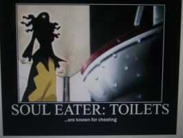 Soul Eater:Toilet Motivational by waka77laka