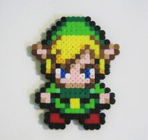 Link Perler Creation by Melon-love
