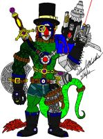 90s EXSTREME PackRAT 2 COLOR by BooRat