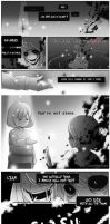 Undertale Comic : SAVE CHARA by maricaripan