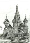 Saint Basil's Cathedral by RogerMV