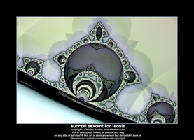 surreal sextant: for Leonie by fraterchaos