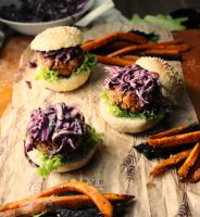 Crab Cake Sliders by sasQuat-ch