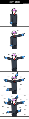 PAYDAY 2 - Hewsten by TheRoflCoptR