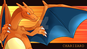 Charizard by Natsuakai