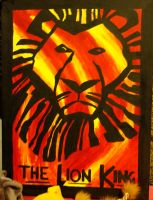 Lion King Color by Bex013