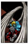 Archangel by richmbailey
