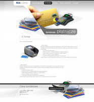 Website lay credit card terminal by eeb-pl