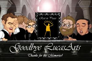 Lucas Arts Funeral by demboys18