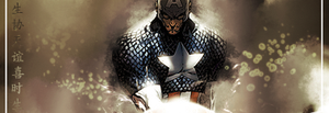 Capitan America by WithDemoN