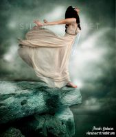 Without wings to fly. by SilenceSecret