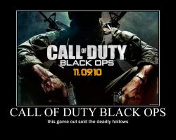 black ops poster by Dr-J33
