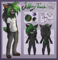 Jeffrey Track -Backstory added- by XxSweet-CoffeyxX