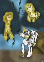 GLaDOS Wakes Up by SteampunkSalutation