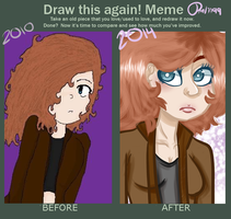 Before and After by Papayawhipped