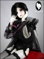 Yone Does Glamour by LuckyDoll